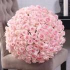 Букет из 101 розовой розы № 360