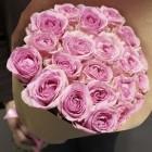 Букет из 25 розовых роз № 333