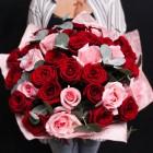 Букет из 31 розы №120