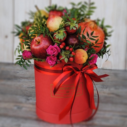 Коробка фруктовая №130