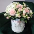 Коробка с цветами №148
