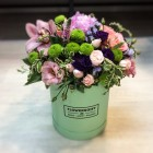 Коробка с цветами №167