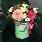 Коробка с цветами №174