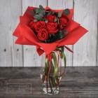 Букет из 11 роз №206