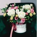 Коробка с цветами №264