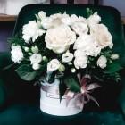 Коробка с цветами №267