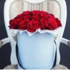 Коробка из 25 роз