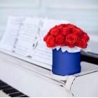 Коробка из 15 роз