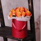Коробка из 17 роз
