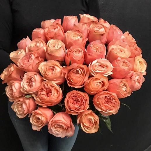 Букет из 39 роз №622