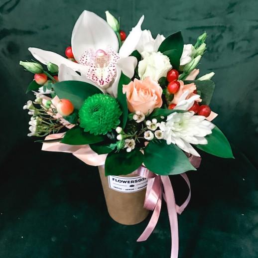Цветочный стаканчик №626