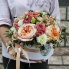 Коробка с цветами №72
