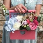 Ящик с цветами №94