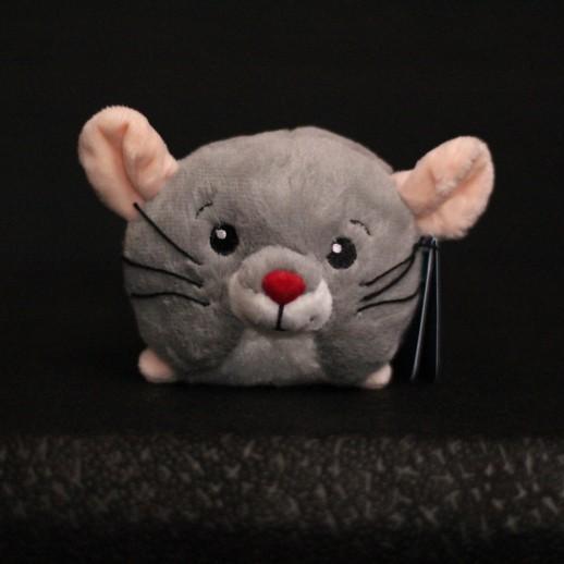 Мышка серая 10 см