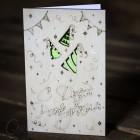 Деревянная открытка № 9