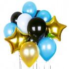 Связка из 13 шаров № 5