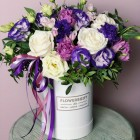Коробка с цветами № 798