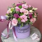 Коробка с цветами № 805
